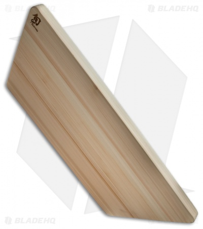 Shun Hinoki Wood Cutting Board - Large