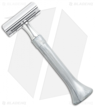 Simba TEC Razolution 4-Edge Razor FLEX Gray Silicon Handle 85601