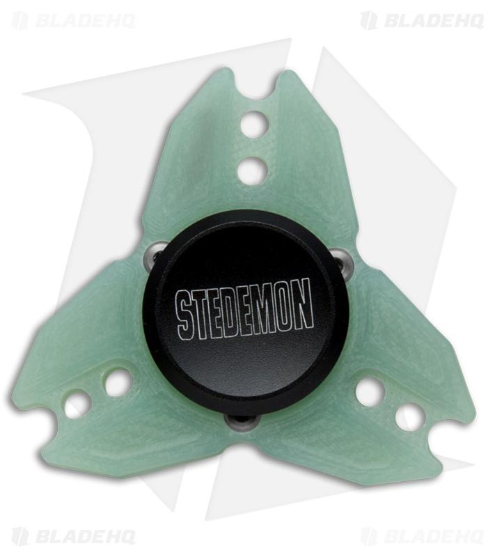 Stedemon Z04 G10 Spinner Jade Z04GJD