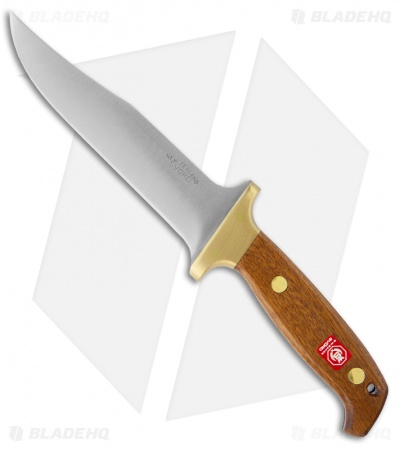 "Svord 280B Bowie Knife Fixed Blade (6.5"" Satin)"