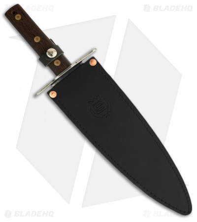 "Svord Hog Beater HB Knife Double-Edge Dagger Fixed Blade (11.5"" Plain)"
