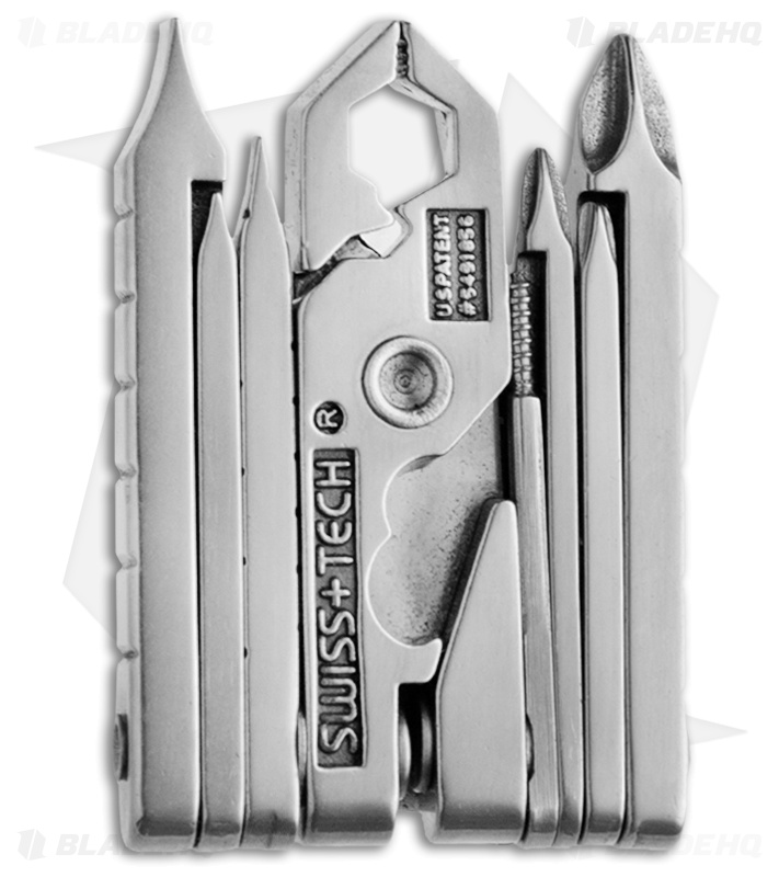 Swiss Tech Micro Max 19 In 1 Key Ring Blade Hq