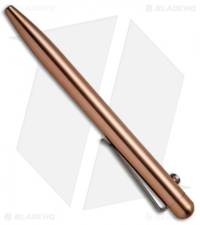 Tactile Turn Slider Bolt-Action Pen - Copper