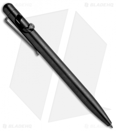 Tactile Turn Glider Bolt-Action Pen - Zirconium