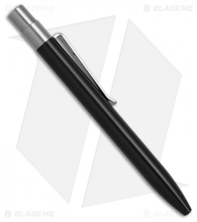 Tactile Turn Shaker Machined Pen - Black Aluminum