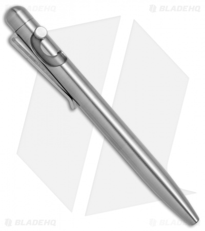 Tactile Turn Slider Bolt-Action Pen - Titanium