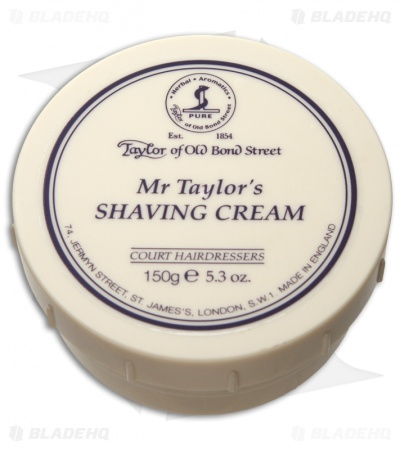 Taylor of Old Bond Street Mr Taylor's Shaving Cream Bowl (150g) 01008