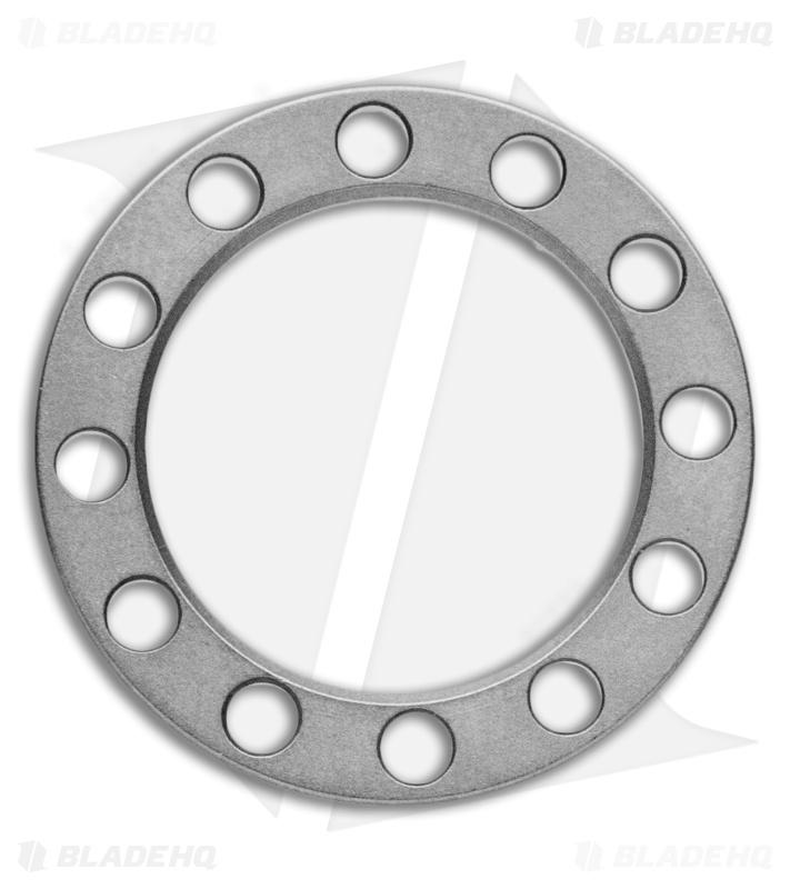 UFO-MS UFO Mothership Titanium Keychain Organizer for Everyday Carry Keyring Customization TEC Accessories