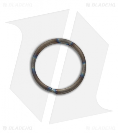 TiSurvival 14mm Titanium Split Ring - Sandblast