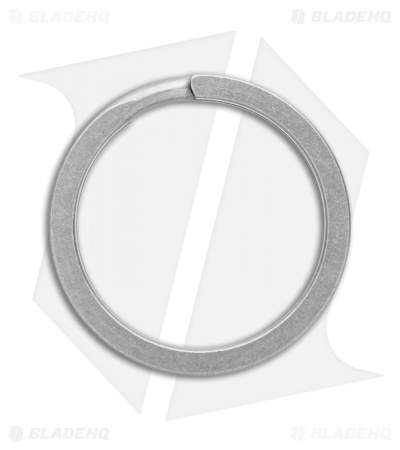 TiSurvival 32mm Titanium Split Ring - Plain