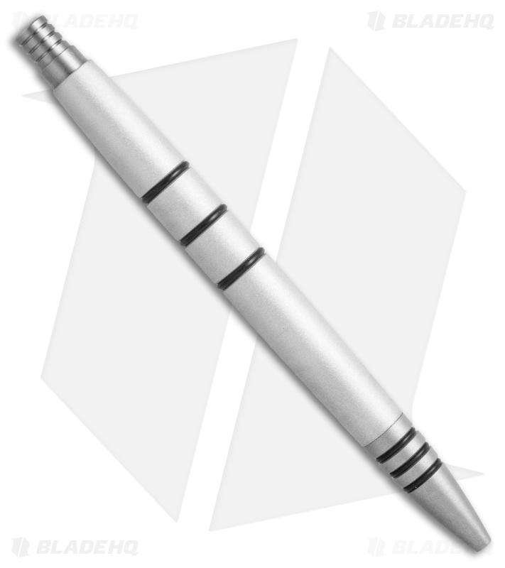 tuff writer mini click series bead blast aluminum