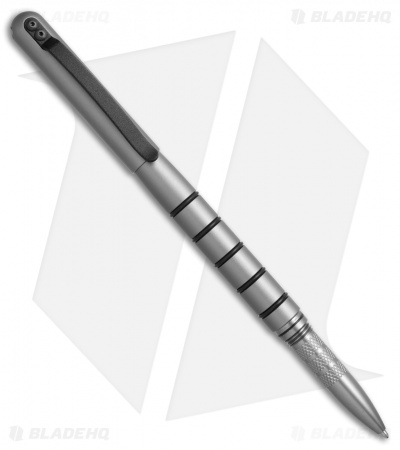 Tuff-Writer Frontline Series Sniper Gray Tactical Pen