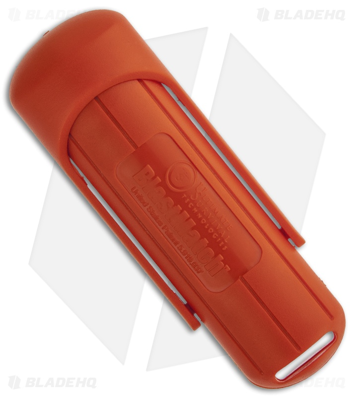 UST Ultimate Survival Technologies Blastmatch Blast Match Orange Fire Starter