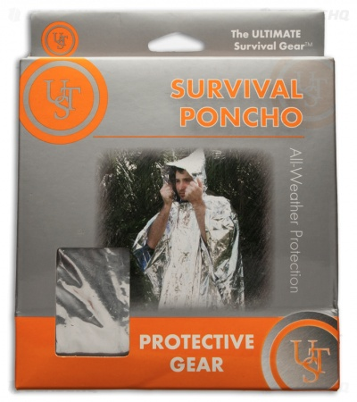 UST Ultimate Survival Emergency Poncho