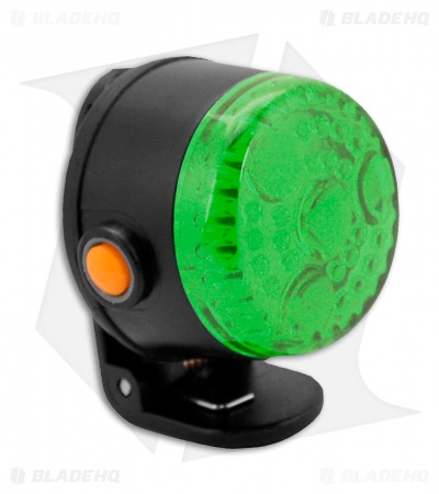 UST Ultimate Survival Technologies Klipp 1.0 LED Light (Green)