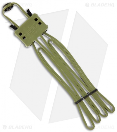 UZI FLX Cuff Foldable Double Disposable Cuff Restraint (Green) UZI-FLXC-GR