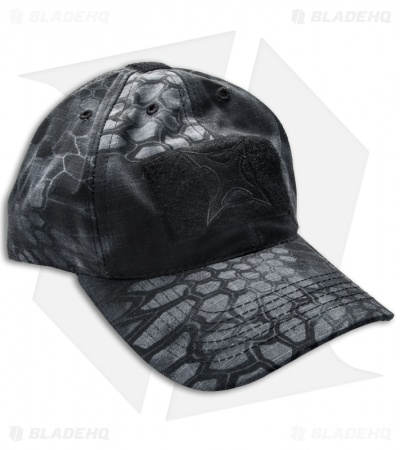 Vertx Kryptek Typhoon Hat w/ Velcro Patches & Embroidery VTX9945KTP
