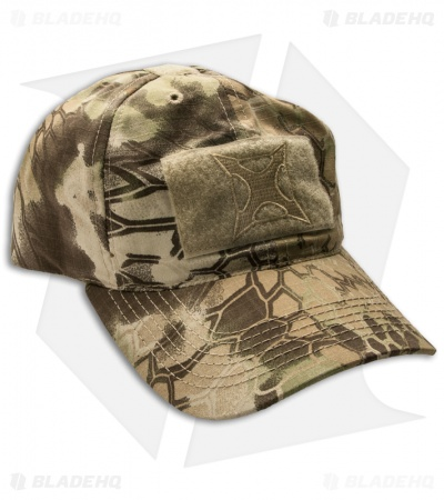 Vertx Kryptek Highlander Hat w/ Velcro Patches & Embroidery VTX9945KHL