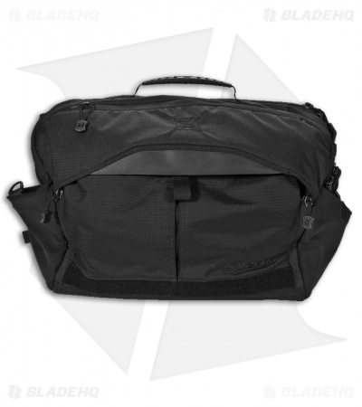 Vertx EDC Courier Messenger Bag (Black) VTX5005BK