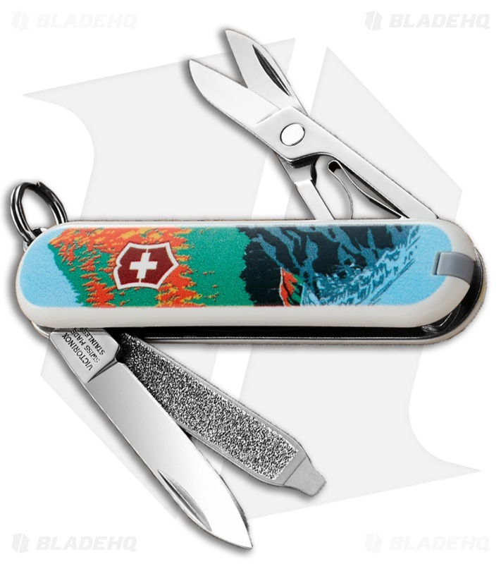 Victorinox Classic Sd Great Smoky Mountains Natl Park