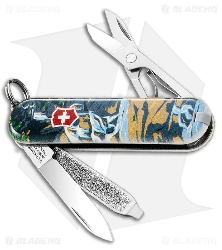 Victorinox Classic Sd Swiss Army Knife Shenandoah National Park
