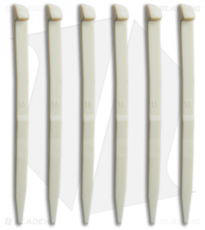 Victorinox Large Toothpick Replacement Set for Swiss Army Knives (Set of 6)