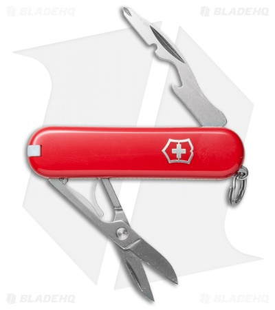 Victorinox Jetsetter Swiss Army Knife Red (58128)
