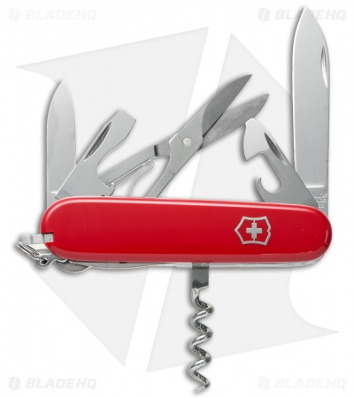 Victorinox Swiss Army Knife Huntsman Red 53201