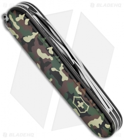 Victorinox Swiss Army Knife Camouflage Spartan 53353