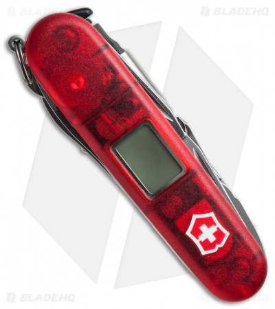 Victorinox Swiss Army Swiss Champ XAVT (Ruby) 53509