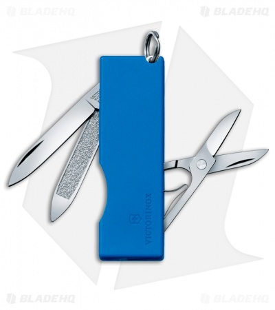 Victorinox Tomo Blue Keychain Swiss Army Knife