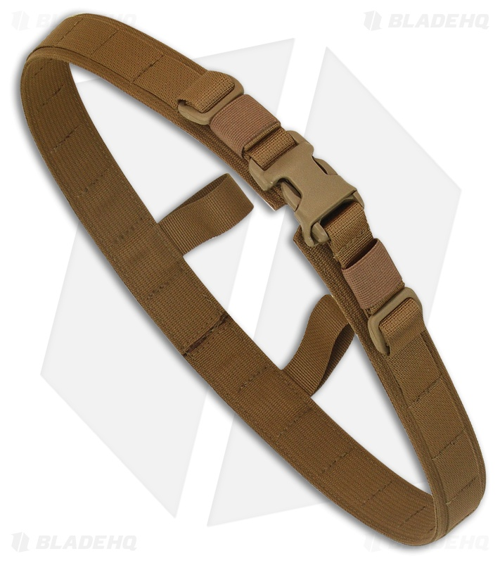 Wander Tactical MOLLE Tactical Belt (Tan) - Blade HQ 060556a88a0