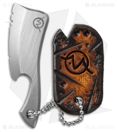 Wasteland Oddities Beverage Cleaver - Titanium