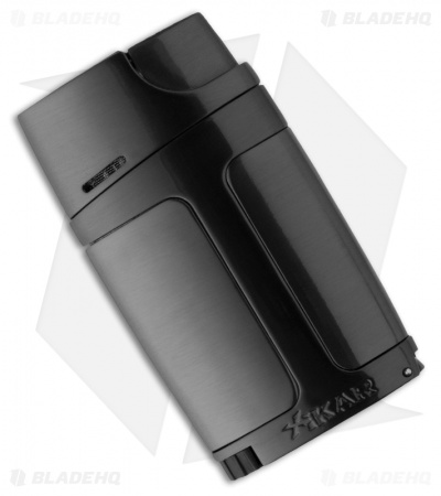 Xikar ELX G2 Dual Flame Lighter (Gunmetal) 550G2