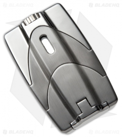 Xikar Enigma Dual Flame Lighter (Gunmetal) 570G2