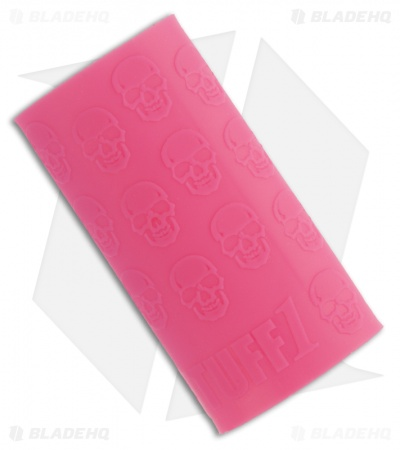 TUFF1 Gun, Knife & Axe Grip Cover Death (Pink)