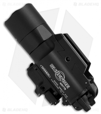 Surefire X400 Ultra High-Output LED Green Laser Weaponlight (500 Lumens)