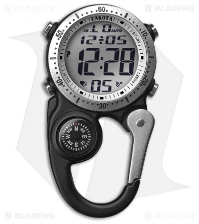 Dakota Digi Clip Black Watch DK3086