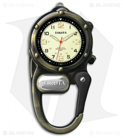 Dakota Microlight Bronze Watch DK3821